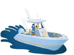 Seguros_Pesca, iSeguros Barco