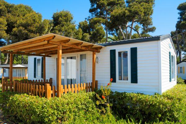 comprar bungalow en camping